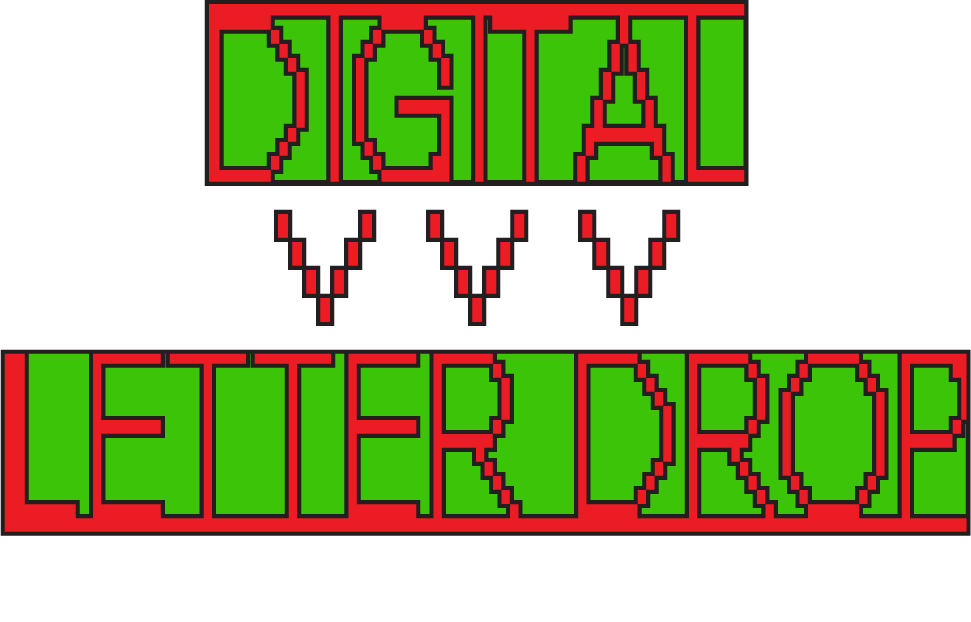 Digital Letter Drop